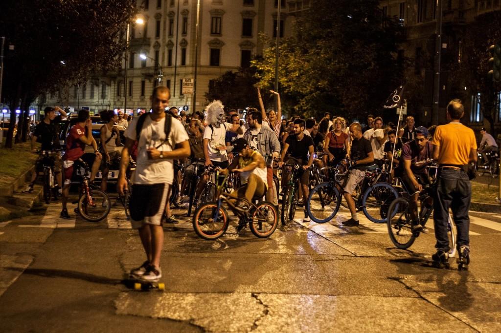 Critical Mass Milano